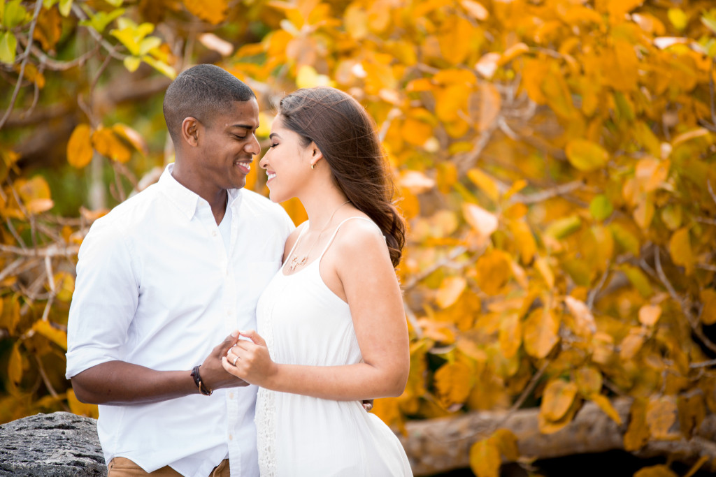 Miami wedding photographer engagement session