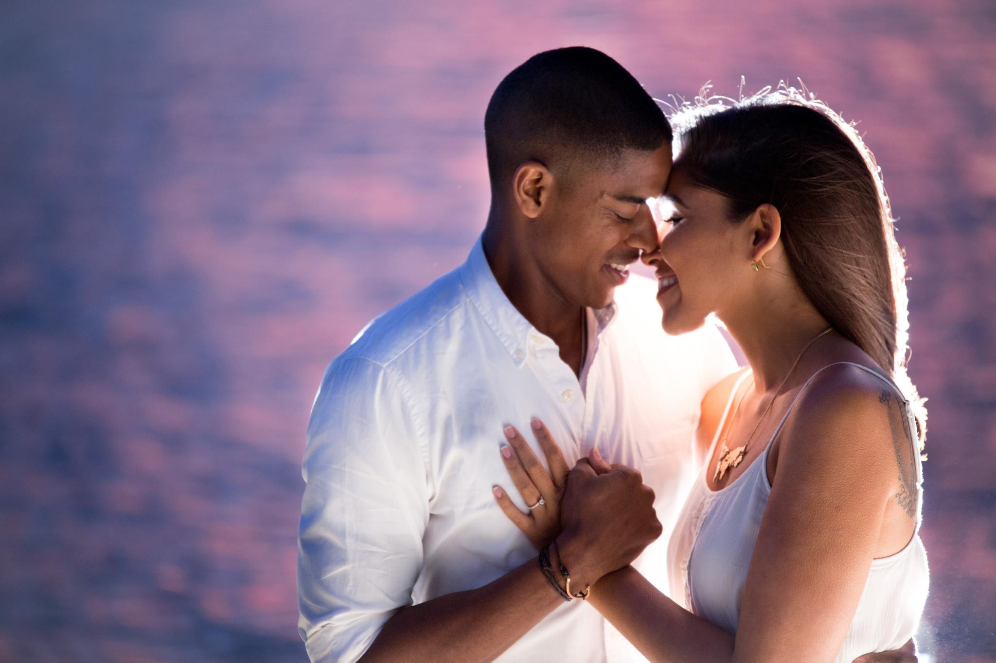 Miami wedding photographer beach